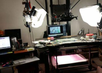 Studio d'animation Histoires d'entrejambes